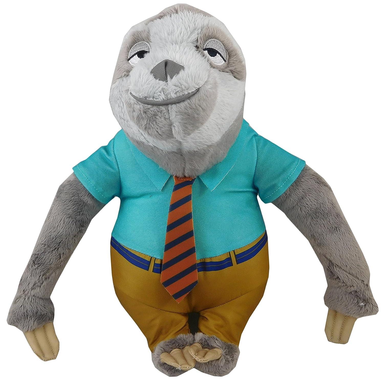 Zootropolis 11 pulgadas flash, el perezoso suave felpa juguete Figura - Zootopia Película - TV y Cine Carácter Juguetes: Amazon.es: Juguetes y juegos