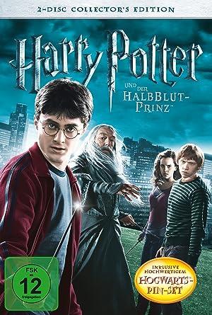 Amazon Com Harry Potter Und Der Halbblutprinz Collector S Edition Pin Set 2 Discs Import Allemand Movies Tv