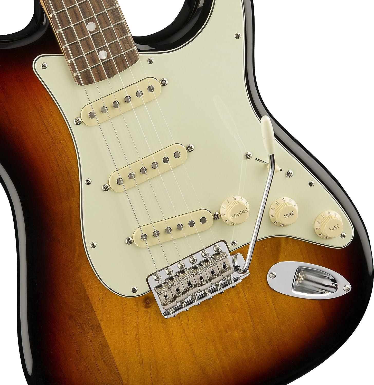 Fender American Original 60s Stratocaster RW 3-Color Sunburst w//Hardshell Case