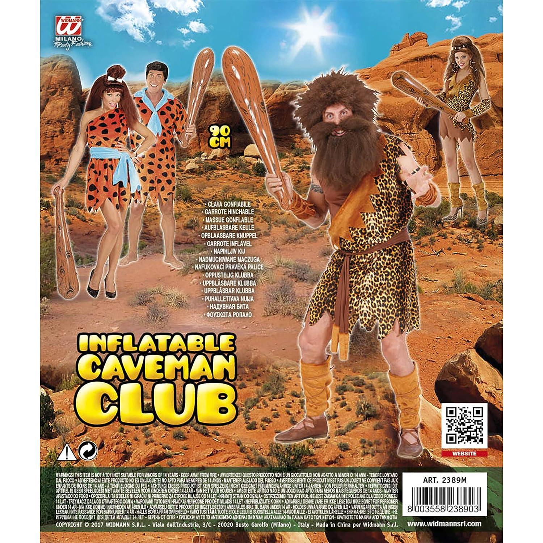 WIDMANN Prehistoric club (accesorio de disfraz): Amazon.es ...