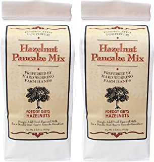 product image for Freddy Guys Hazelnuts Pancake Mix (2 bags, 1 lb 6 oz each)