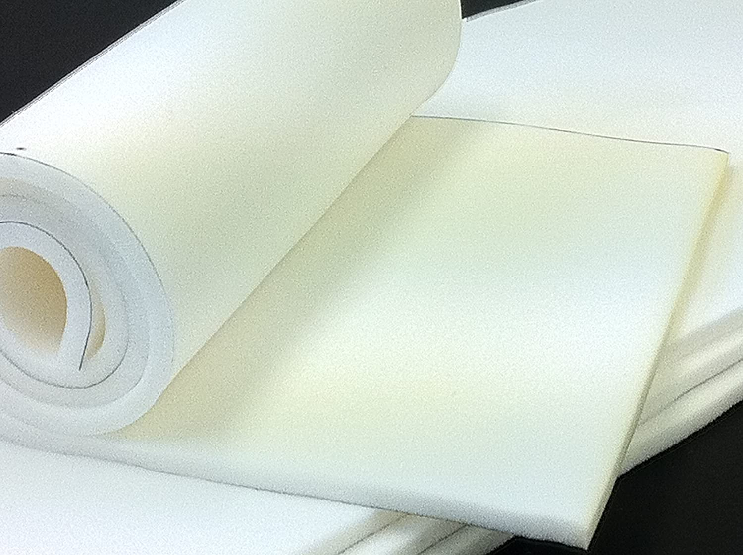 IRONING BOARD COVERS,Replacement Foam,Extra thick (small size) 90cmx35cmx1.2cm made with p33 foam