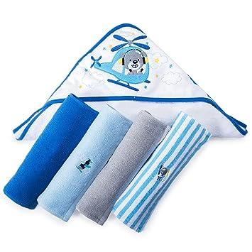 Spasilk Cotton 1 Hooded Towel