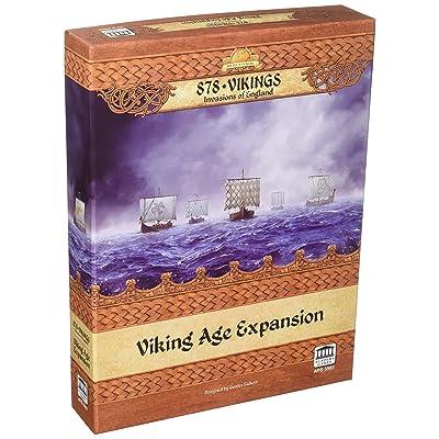 Academy Games aca05502 878 Viking Age Expansion: Juguetes y juegos