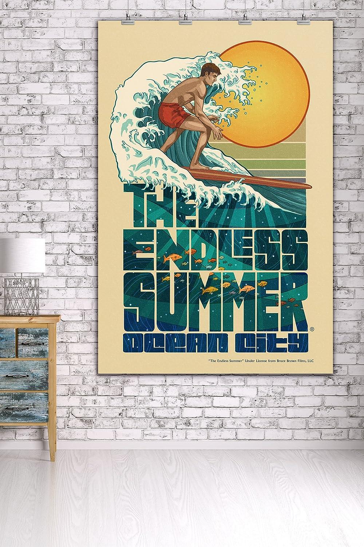 Amazon.com: Ocean City, New Jersey - The Endless Summer ...