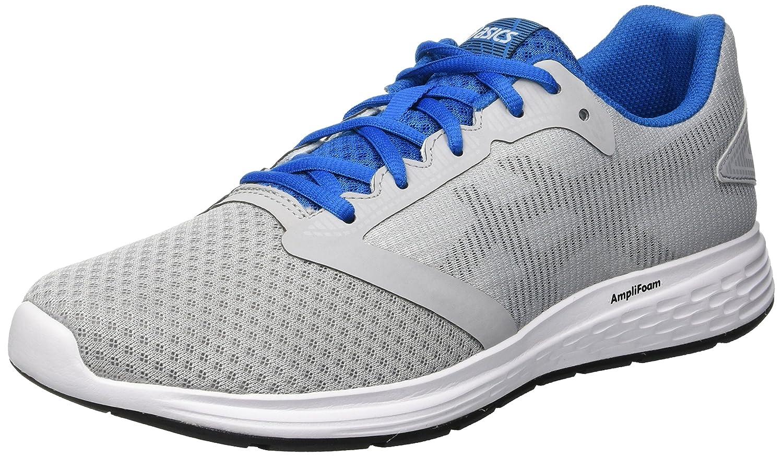 ASICS Patriot 10, Scarpe da Running Uomo Grigio (Mid grigio Race blu 020) | Ad un prezzo inferiore  | Gentiluomo/Signora Scarpa