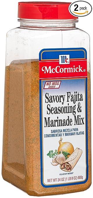 recipe: mccormick fajita marinade [17]