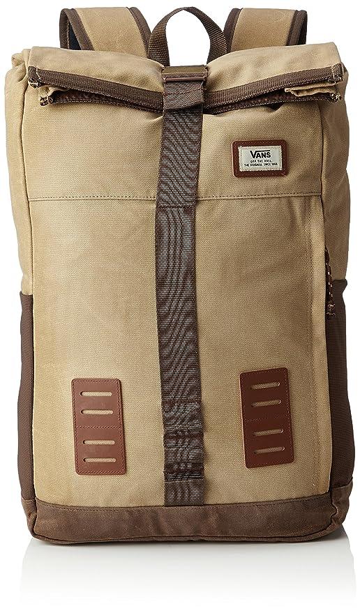 Vans Plot Roll Top Backpack Mochila 0079fb1db45