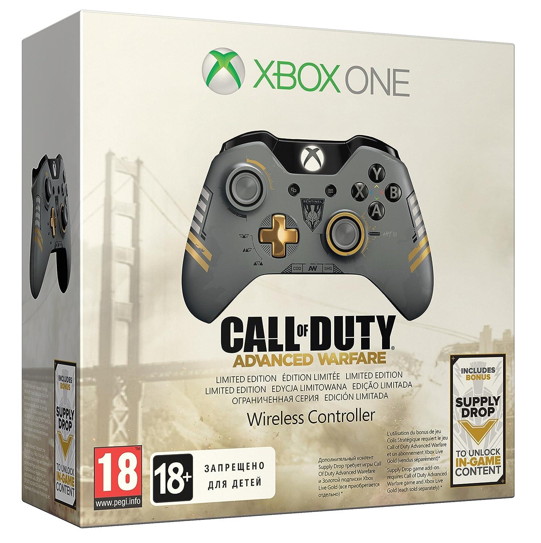 Microsoft - Mando Inalámbrico, Edición Call Of Duty: Advanced ...