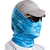 Details about  /Sun UPF Neck Gaiter Magic Face Cover Dust Wind Bandana Balaclava for Fishing Hik