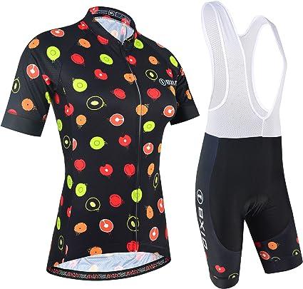Ciclismo Pro Team Sous-V/êtements de v/élo pour femme
