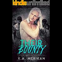 Their Bounty (Dark Gay Harem Contemporary Romance) (Four Mercenaries Book 1)