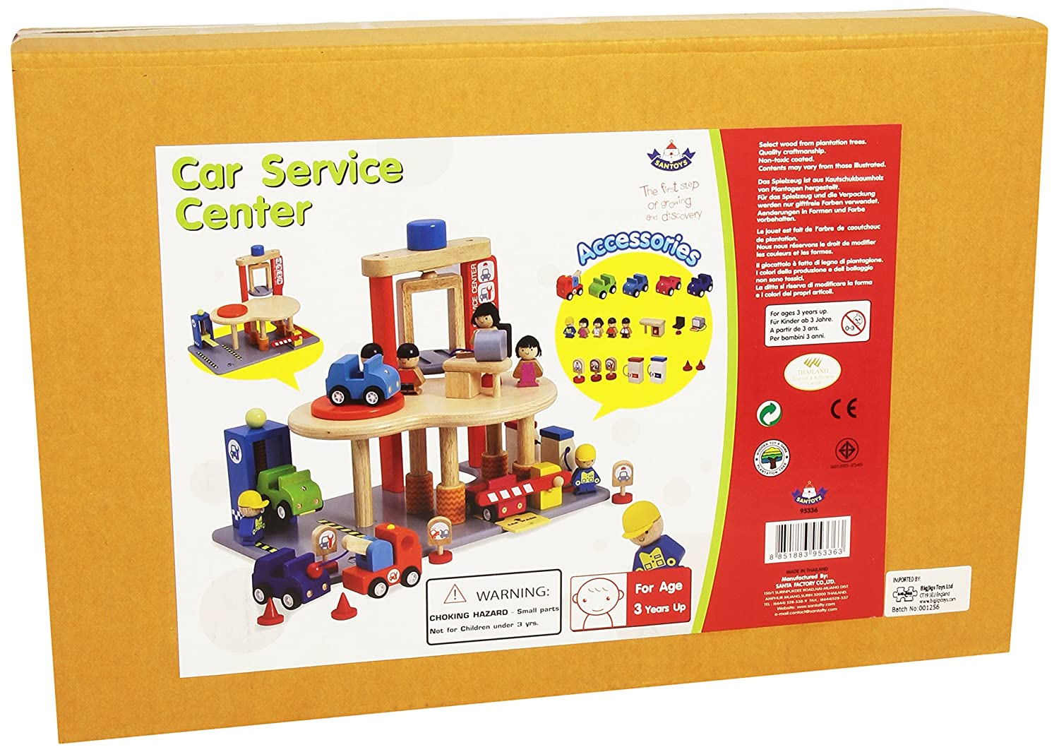 Santoys st336 Auto Service Center