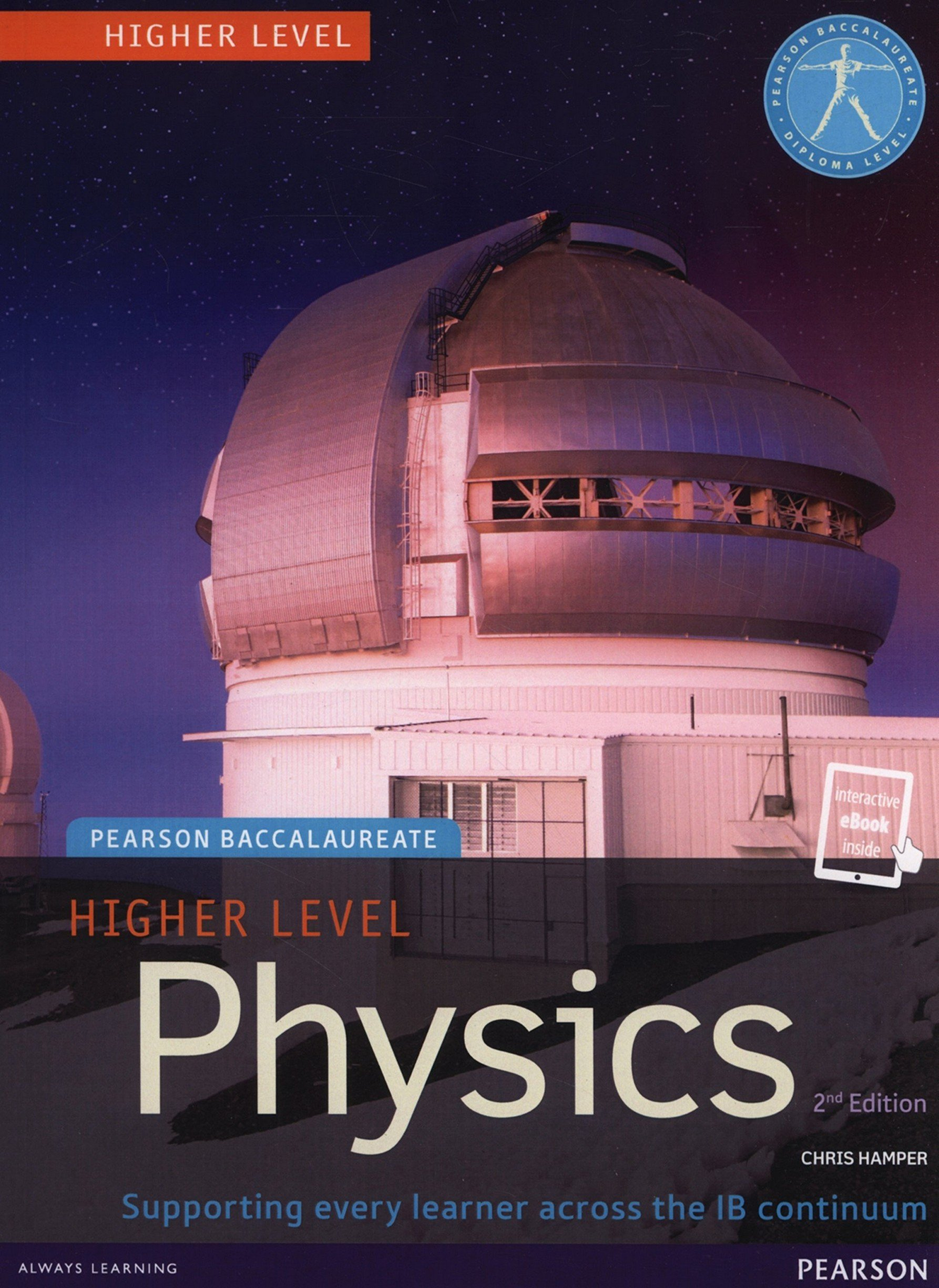 Buy Physics Pearson International Baccalaureate Diploma Higher