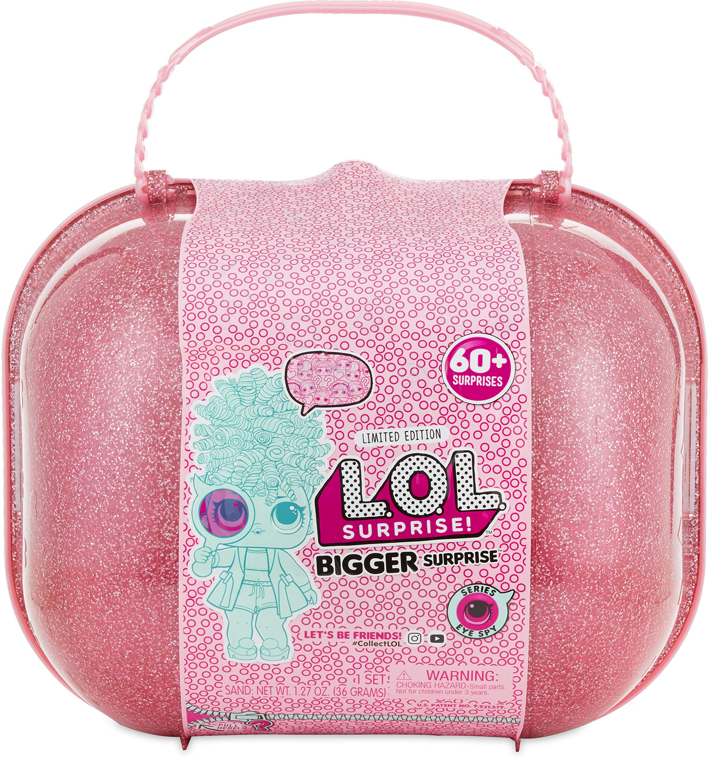 L.O.L. Surprise! Bigger Surprise with 60+ Surprises by L.O.L. Surprise!