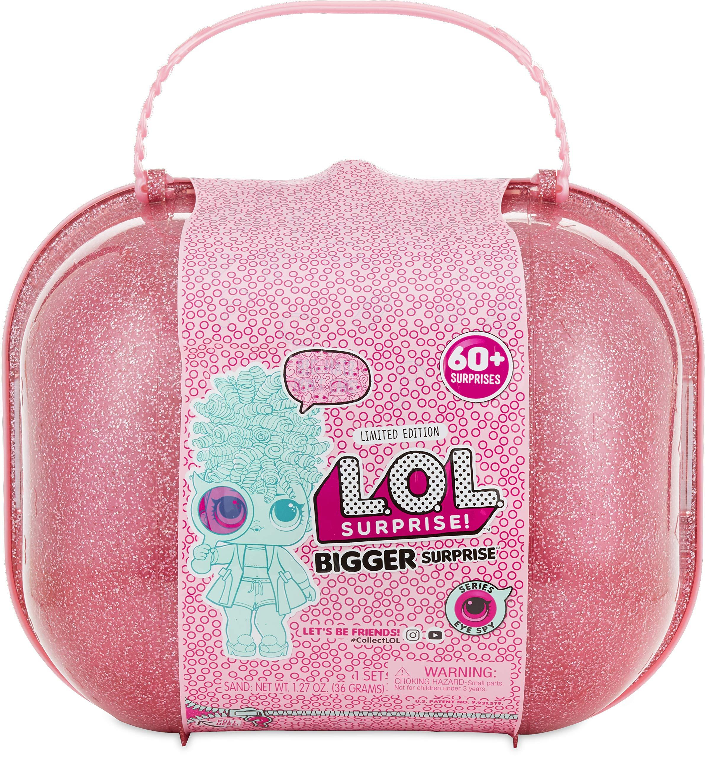 L.O.L. Surprise Bigger Surprise with 60+ Surprises