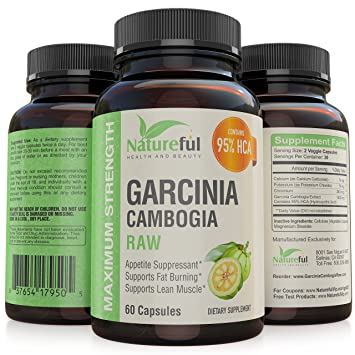 Best Garcinia Cambogia Extract For Weight Loss Raw 95 Hca Lose Weight Or Your Money
