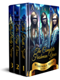 Werewolf High: The Complete Freshman Year: Books 1-3 (Werewolf High Boxset Book 1)