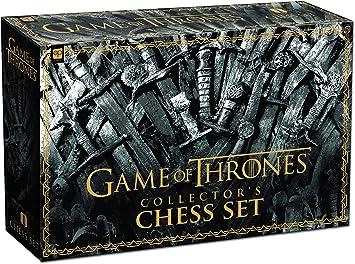 USAopoly Juego de ajedrez Juego de Tronos: Amazon.es: Juguetes y ...