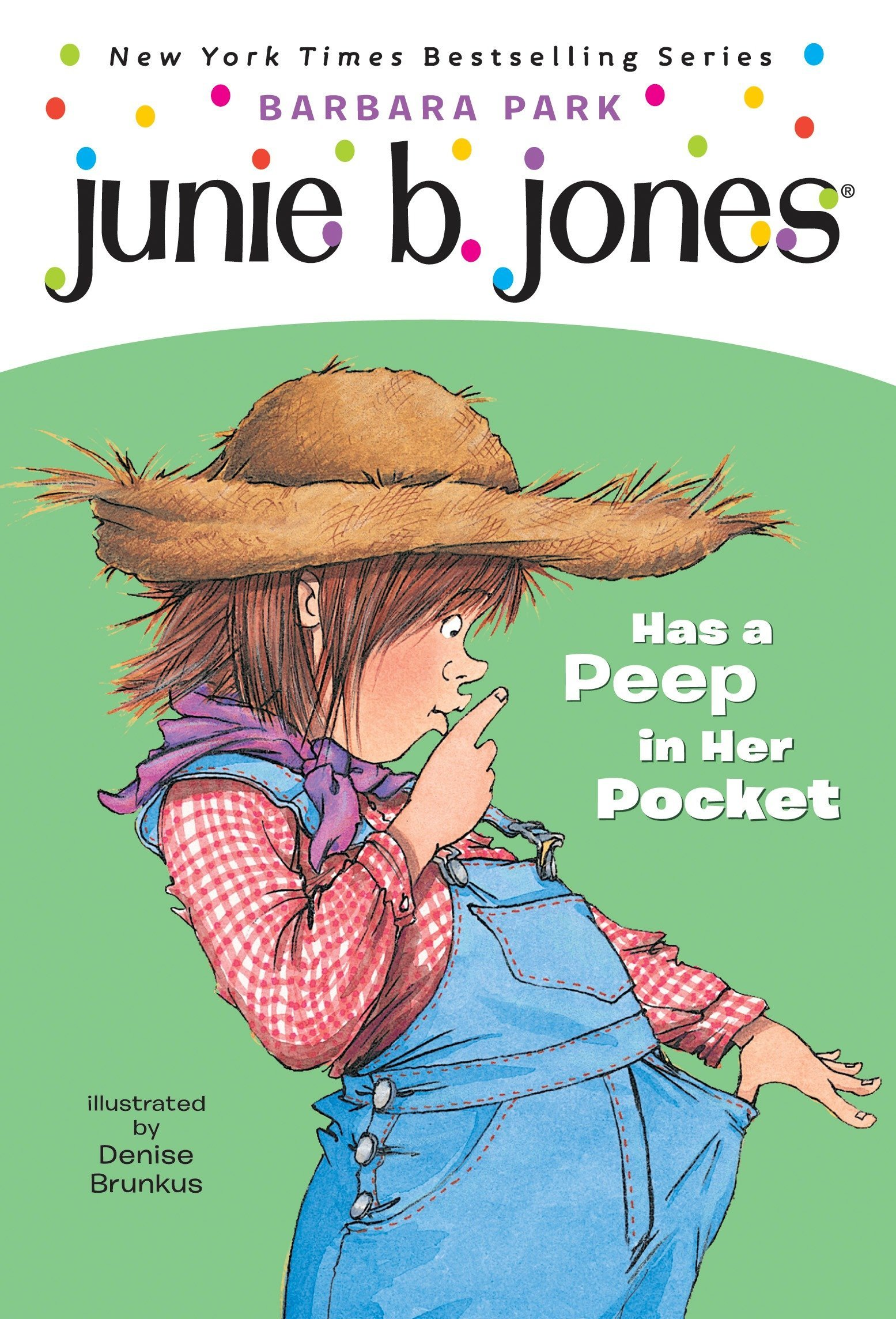 Junie Jones Has Peep Pocket product image