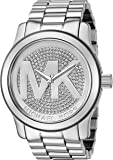 Michael Kors Womens Runway Logo Watch MK5544