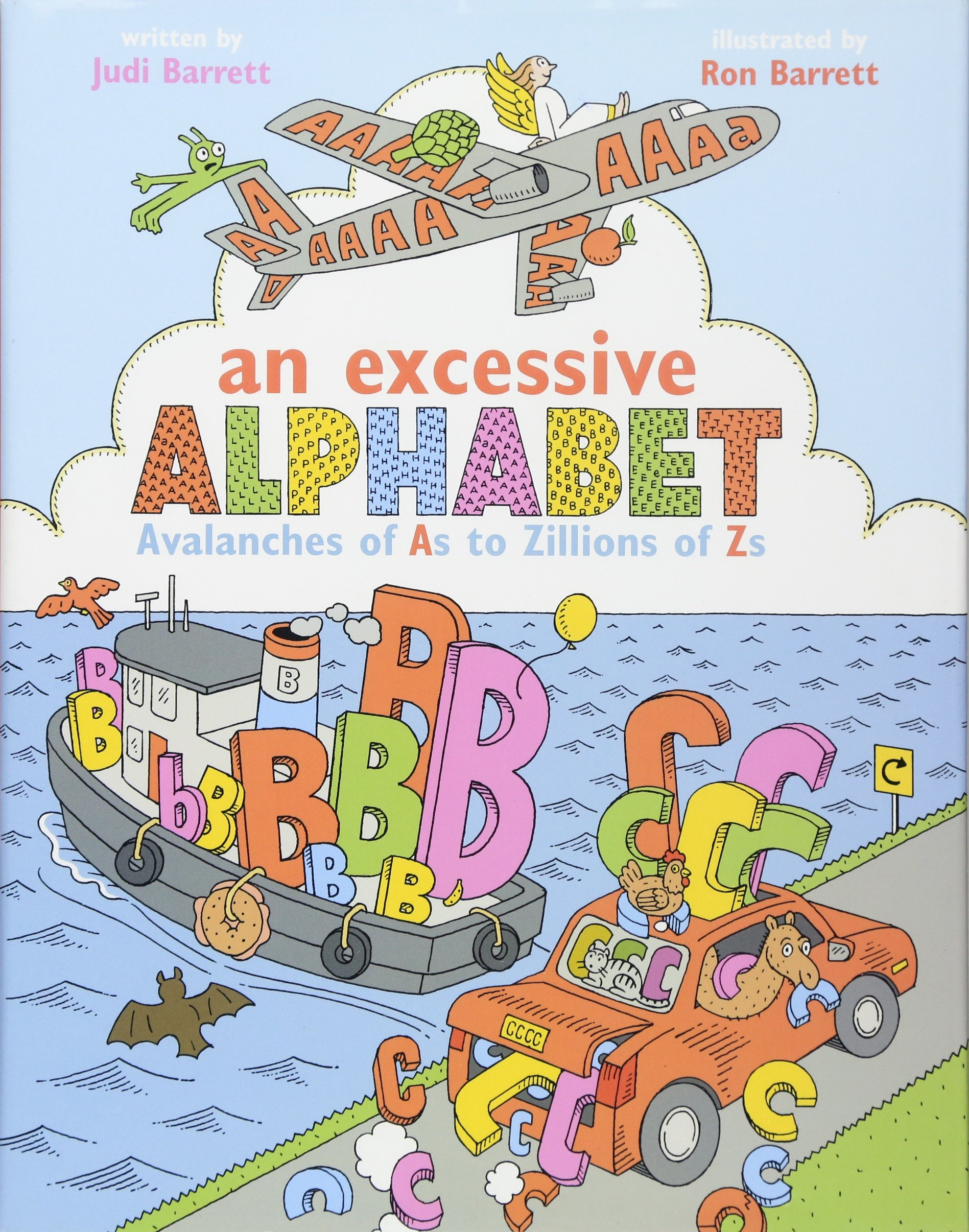 Download An Excessive Alphabet: Avalanches of As to Zillions of Zs ebook