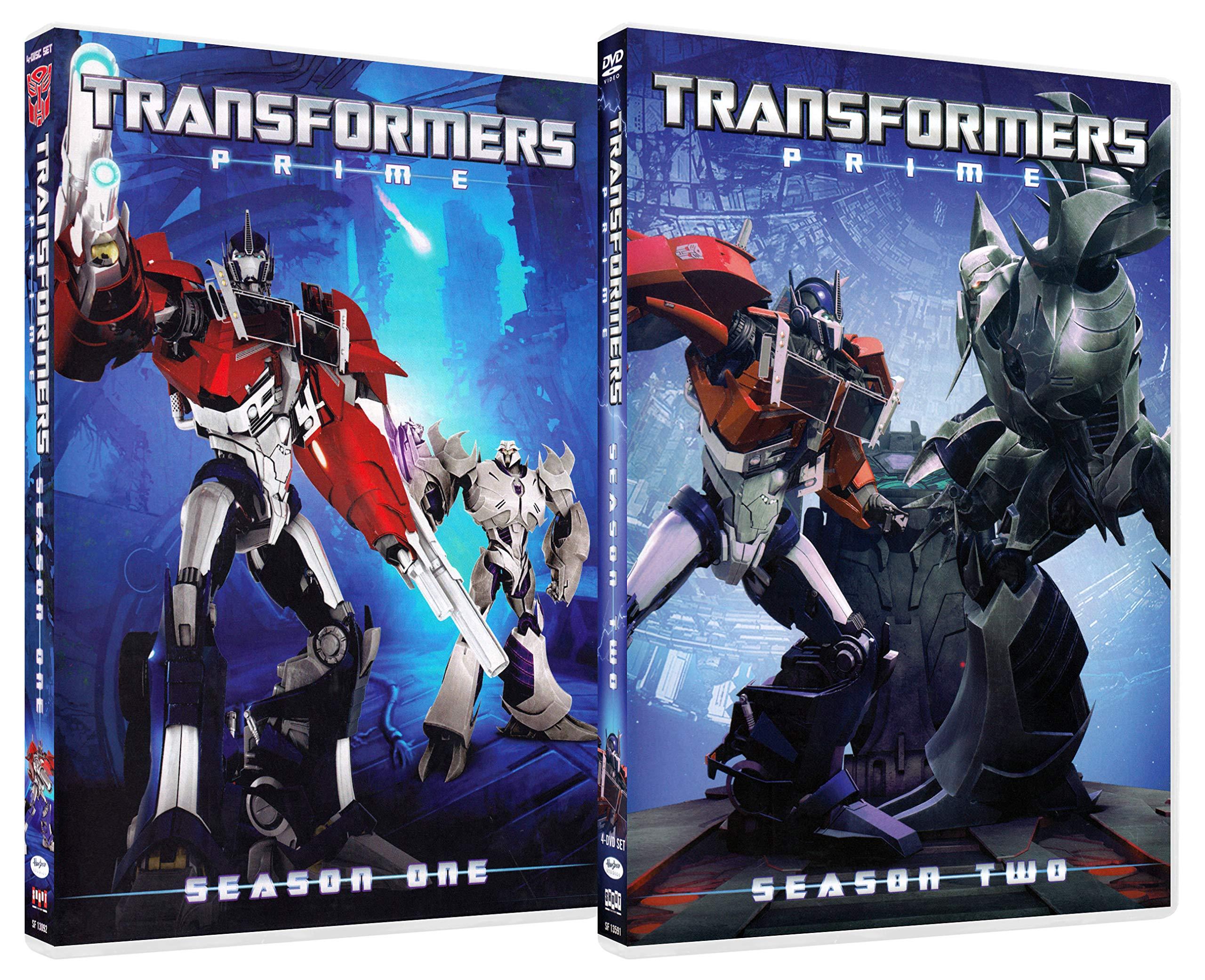 Transformers: Prime (Season 1 / Season 2) (2-Pack)