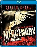 Mercenary for Justice Blu-ray