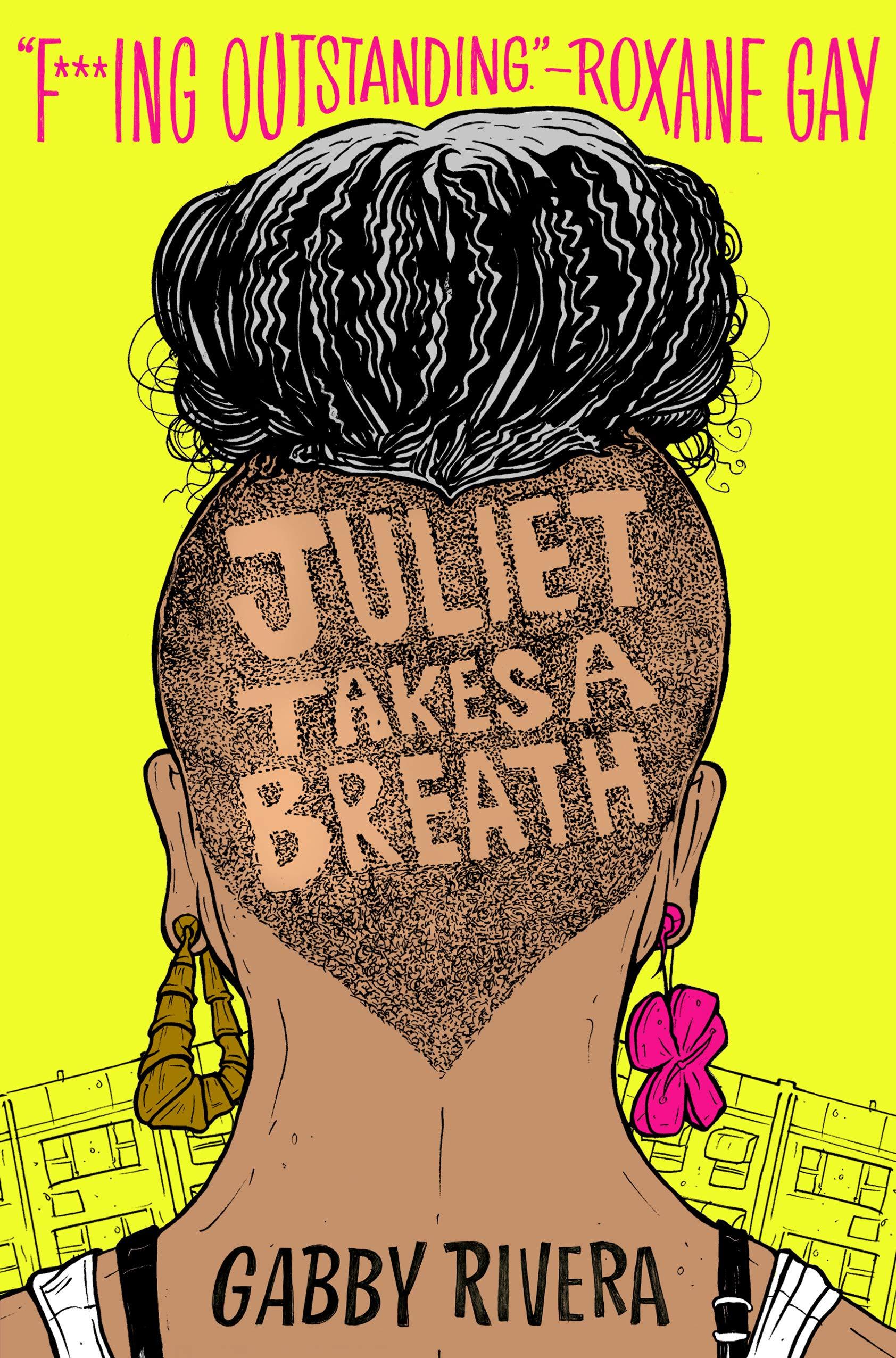 Amazon.com: Juliet Takes a Breath (9780593108178): Rivera, Gabby ...