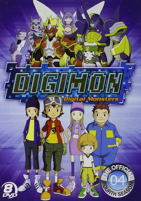 Digimon Frontier: The Complete Forth Season Reino Unido DVD: Amazon.es: Cine y Series TV