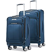 Deals on Samsonite Solyte DLX Softside Expandable Luggage 2-Piece Set