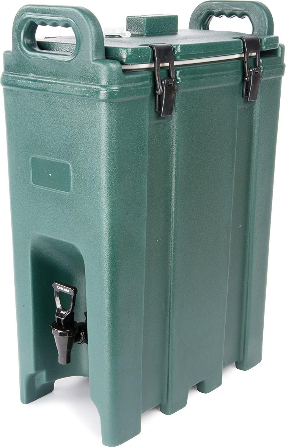 Carlisle LD500N08 Cateraide Insulated Beverage Server/Dispenser, 5 Gallon, Forest Green
