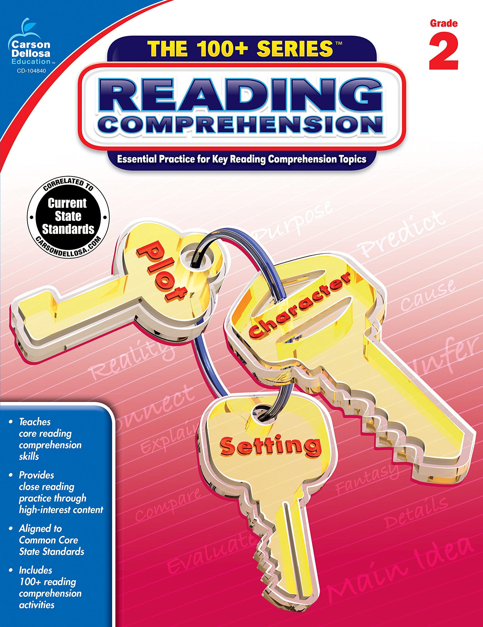 - Amazon.com: Reading Comprehension, Grade 2 (The 100+ Series