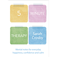 Five Minute Therapy (English Edition)