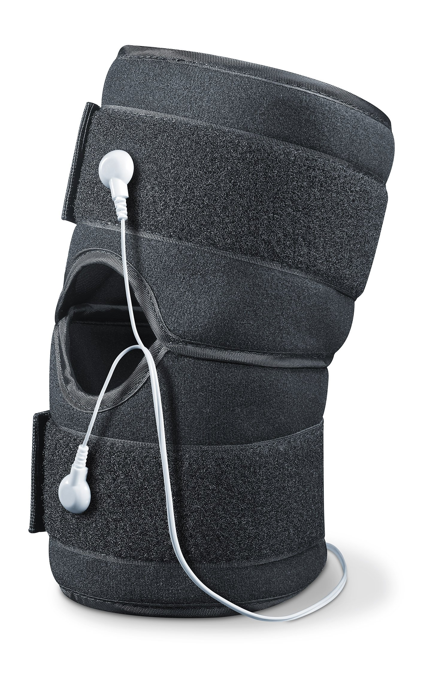Beurer 2-in-1 Electrostimulation Tens Device with Knee and Elbow Universal Cuff, EM34