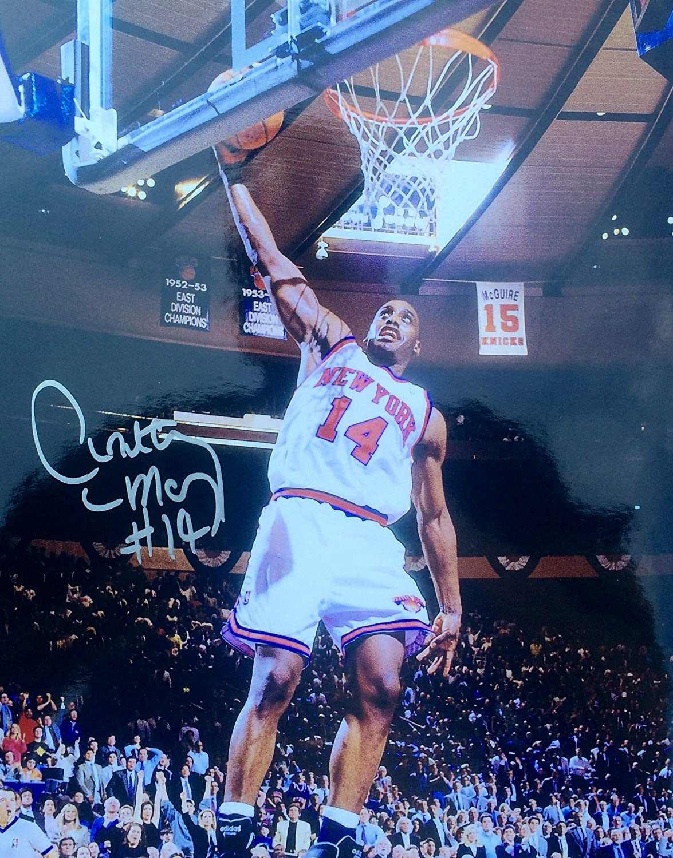 Signed bob mason picture 8x10 jsa view all bob mason - Anthony Mason Signed New York Knicks 8x10 Photo Proof Coa At Amazon S Sports Collectibles Store