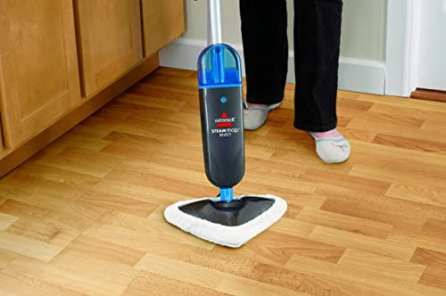 Bissell Steam Mop Select Titanium 94e9t Review The Steam
