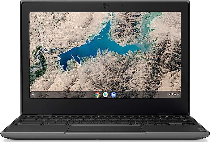 Amazon Com Lenovo 100e Chromebook 2nd Gen Laptop 11 6 Hd 1366 X 768 Display Mediatek Mt8173c Processor 4gb Lpddr3 Ram 16gb Emmc Tlc Ssd Powervr Gx6250 Chrome Os 81qb000aus Black Computers Accessories