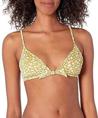 Roxy Junior's Lilies Surf Fixed Tri Bikini Top