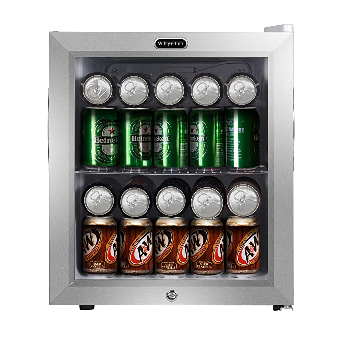 Top 9 Beverage Refrigerator With Glass Door Lock