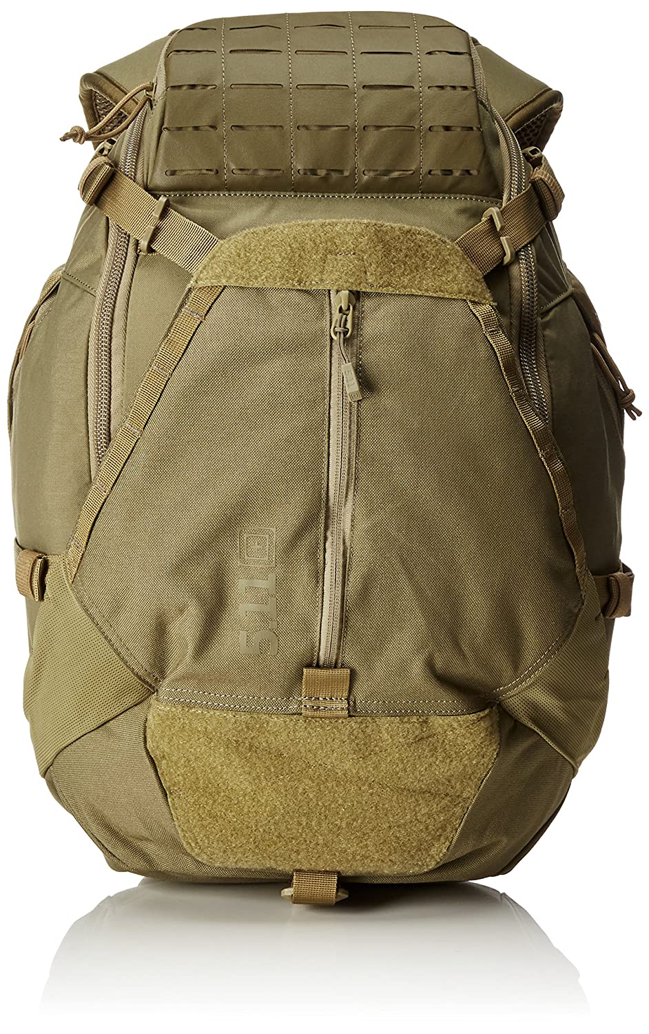 5.11 Tactical Havoc 30 Backpack, MOLLE 25L, 500D 1050D Nylon 1.5 Waist Belt w Ammo Armor Support, Style 56319