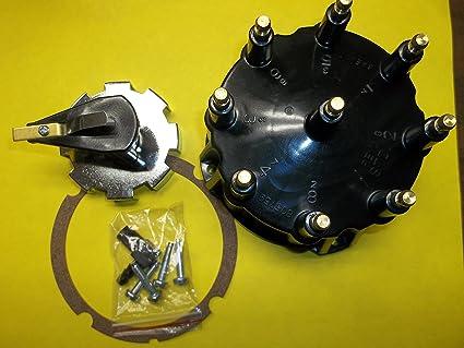 Mercruiser 5.0 5.7 MPI Spark Plug Ignition Wires Set 350 MAG V8 Alpha Bravo 6.2