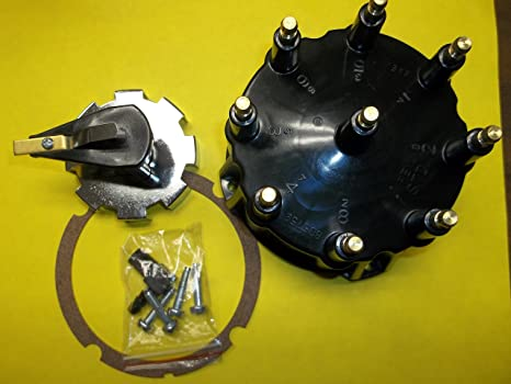 Boise Boat Works Distributor Cap And Rotor Kit For Mercruiser 5 0 5 7 7 4 8 2 Engines