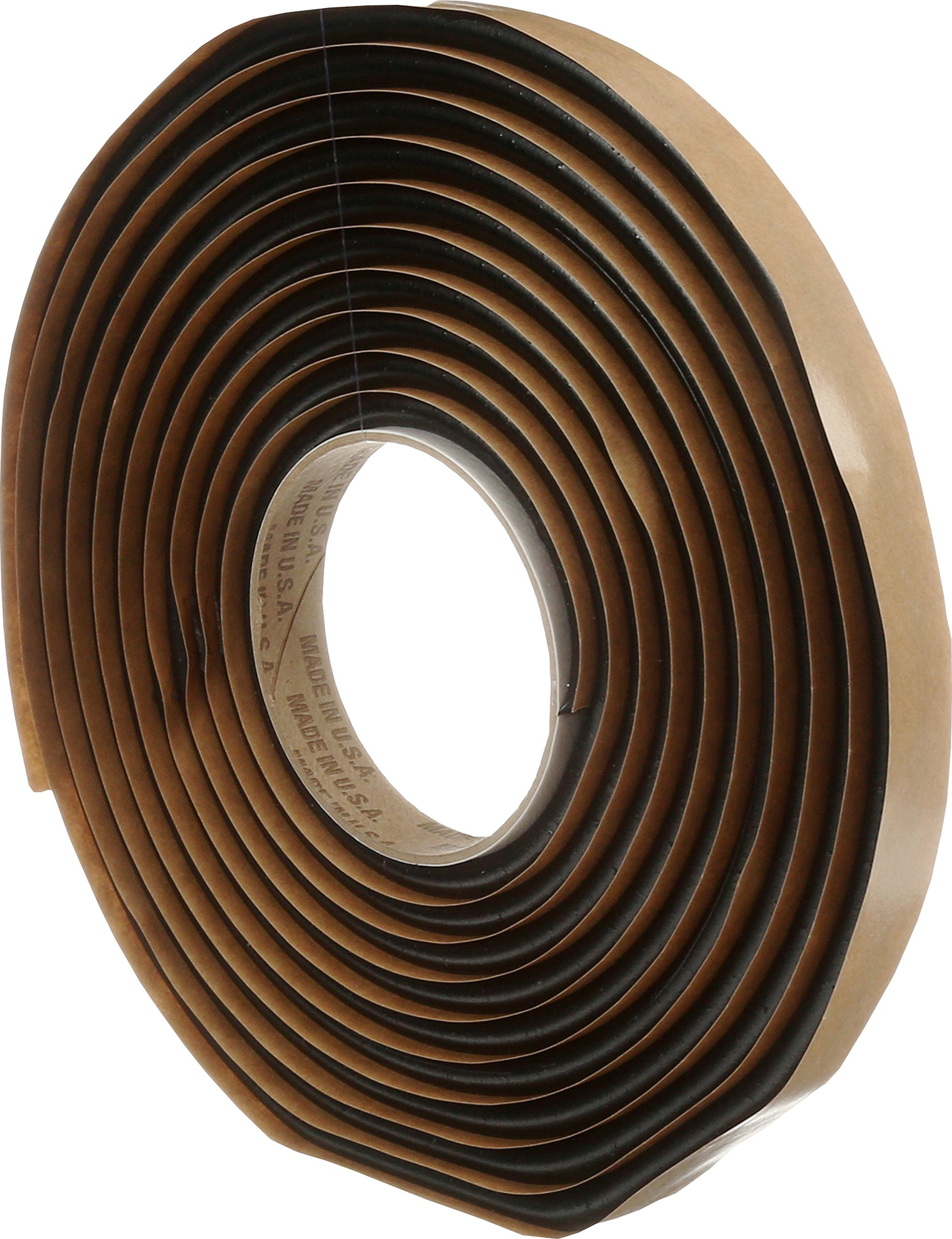 3M 08620 Window-Weld 1/4'' x 15' Round Ribbon Sealer Roll