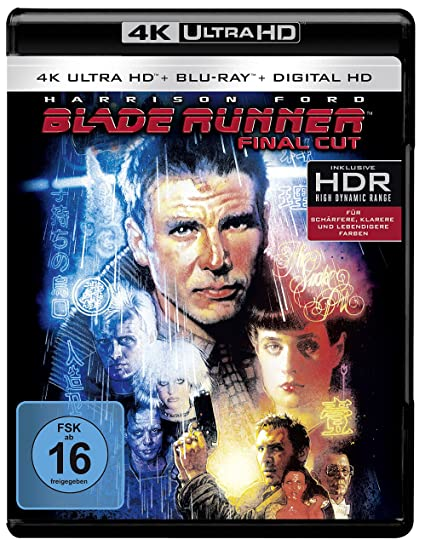 Blade Runner - Final Cut  (4K Ultra HD) (+ Blu-ray)