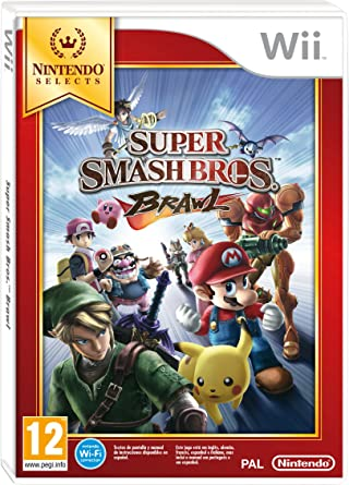 Super Smash Bros. Brawl: Amazon.es: Videojuegos