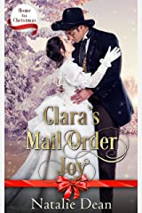 Clara's Mail Order Joy (Home for Christmas Book 5) Kindle Edition
