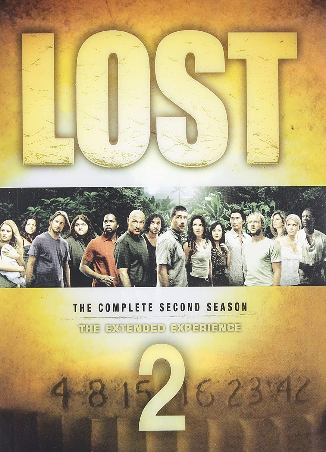 Amazoncom Lost The Complete Second Season Matthew Fox