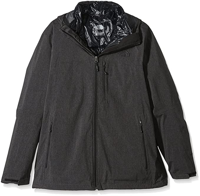 huge sale 2fb31 0ad68 THE NORTH FACE Herren Doppeljacke Thermoball Triclimate