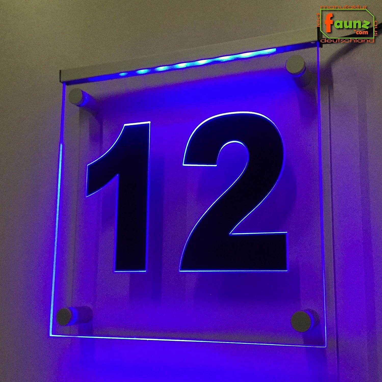 Número de Casa Vía Cartel Orientación